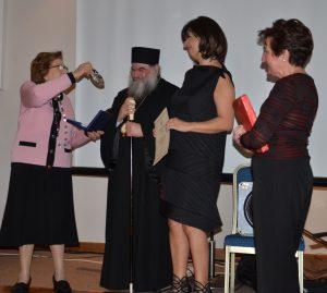 Το Λύκειο Ελληνίδων Αμμοχώστου τίμησε την Τασούλα Χατζητοφή