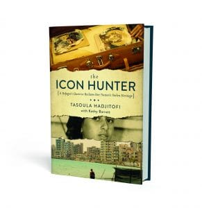 The Icon Hunter Book Cover