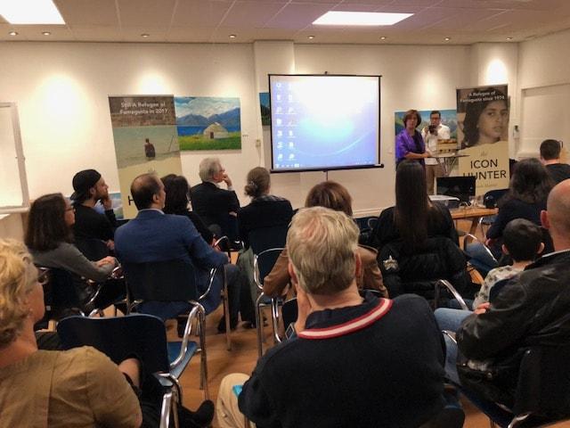 Book Presentation 26th Oct '17 – The Hague