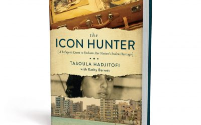 Announcing The Icon Hunter, the Being in Community 2018 Book of the Year!