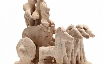 Cypriot antiquities raise small fortune at US auction